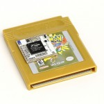 VoCore v1.0 compared to a GameBoy cartridge